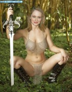 Miranda Otto Hot Outfit Lord Of The Rings Fake 001