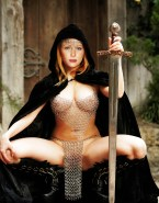Molly Quinn Costume Naked 001