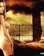 Monica Bellucci Ass Sideboob Nudes 001