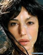 Monica Bellucci Facial Cumshot 001