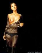 Monica Bellucci Lingerie Boobs 001