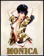 Monica Bellucci Sideboob Cartoon Porn 001