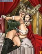 Monica Bellucci Cartoon Sex 001