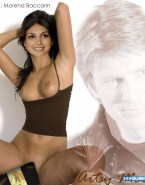 Morena Baccarin Boobs 001