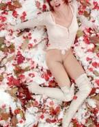 Mylene Farmer Without Underwear Ginger 001
