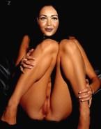 Nabilla Benattia Without Panties Pussy 001