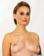 Natalie Portman Breasts Cum Facial Xxx Fake 001