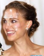 Natalie Portman Facial Naked Fake 004