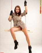 Natalie Portman Horny Pantiless Porn 001