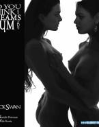 Natalie Portman Lesbian Black Swan 001