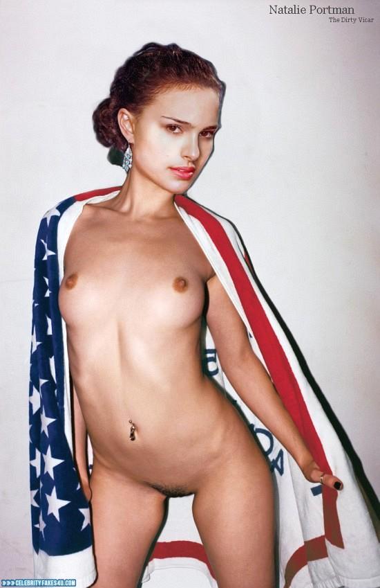Natalie Portman Fake, Horny, Nude, Porn