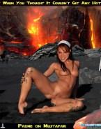Natalie Portman Star Wars Legs Spread Porn Fake 001