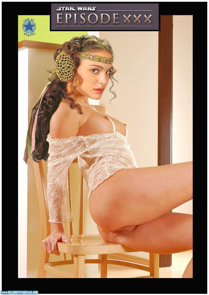 Natalie Portman Fake, Ass, Nude, Pussy, Series, Star Wars, Tits, Porn