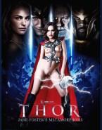 Natalie Portman Thor Pantiless Nude 001