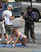 Natalie Portman Vagina Upskirt Voyeur Nude Fake 001