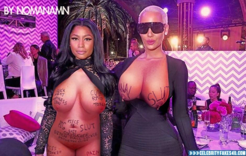Nicki Minaj lesbienne porno sexy lesbienne Cartoon sexe