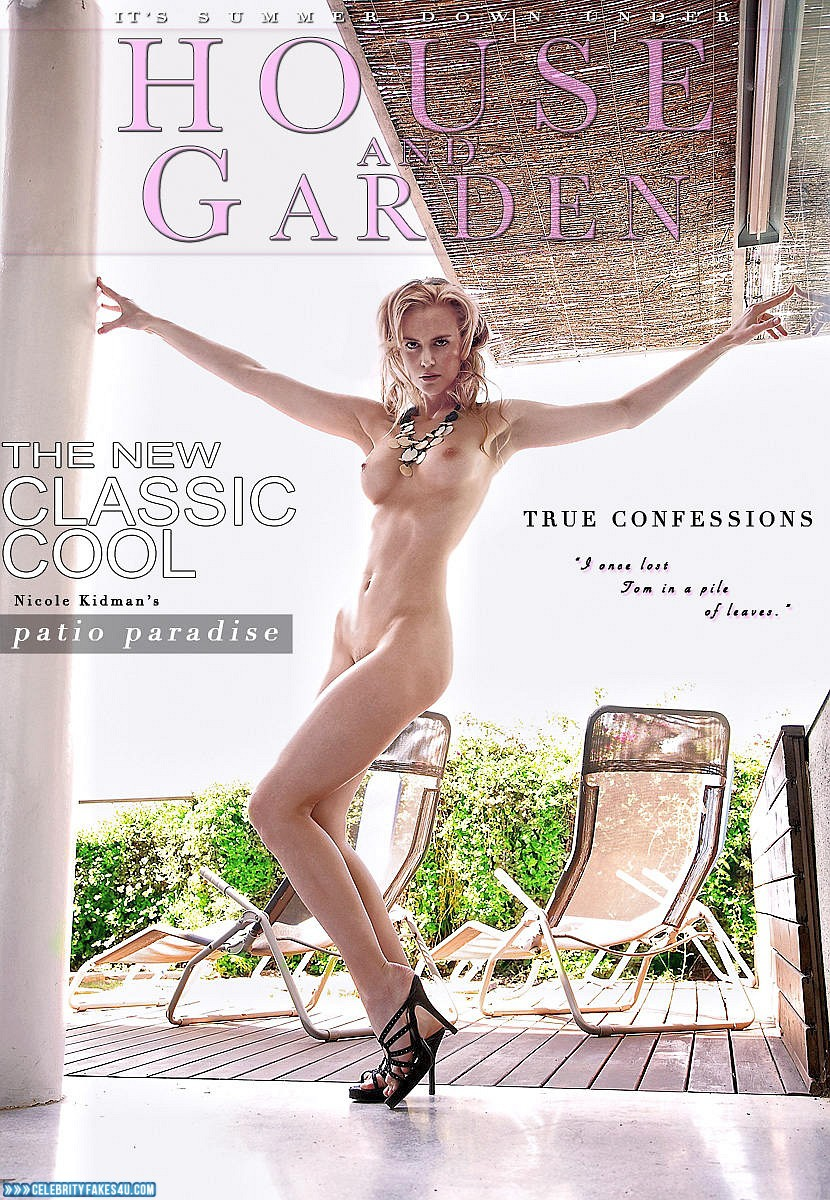 Nicole Kidman Fake, Nude, Porn