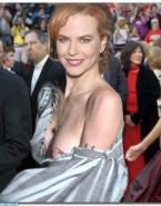 Nicole Kidman Nip Slip Red Carpet Event 001