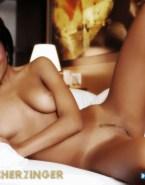 Nicole Scherzinger Tits Vagina Legs Spread Naked 001
