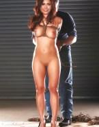 Nina Dobrev Bondage Hot Tits 001