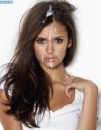 Nina Dobrev Cum Facial Xxx 001