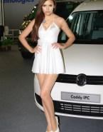 Nina Dobrev Skirt Legs 001
