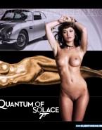 Olga Kurylenko Naked Body Tits 002