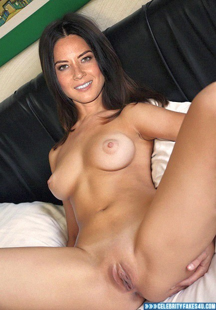 Olivia Munn Nude Photos