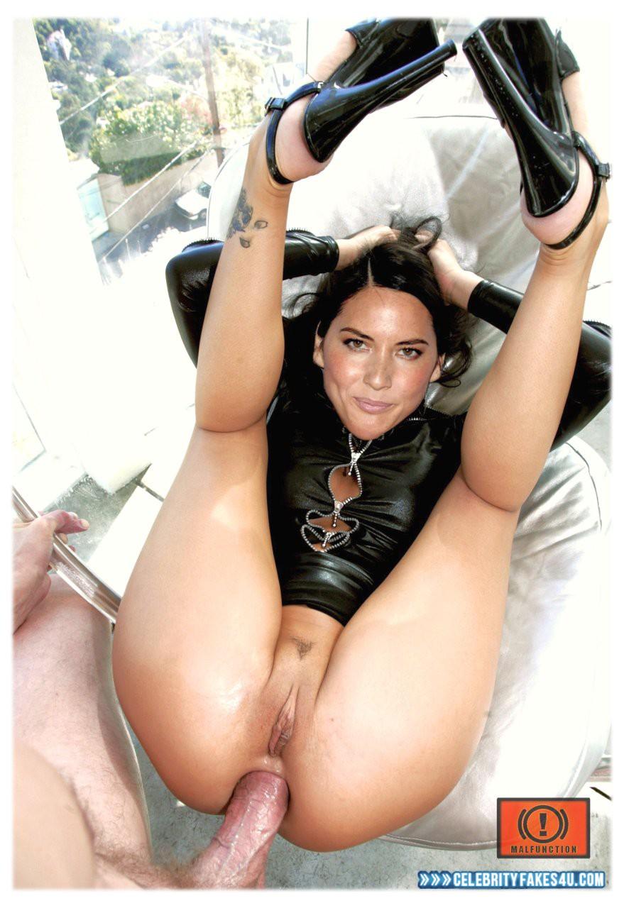 Olivia munn anal