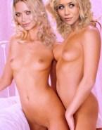 Olsen Twins Nude Lesbian 001