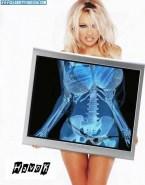 Pamela Anderson See Thru Big Boobs Nsfw 001
