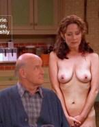 Patricia Heaton Masturbates Topless Nude 001
