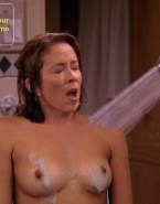 Patricia Heaton Shower Wet 002