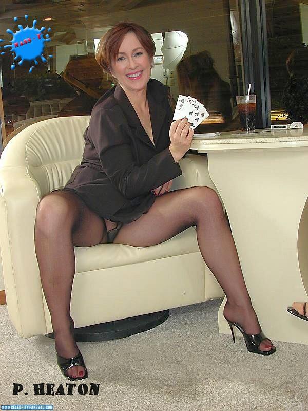 Patricia Heaton No Panties