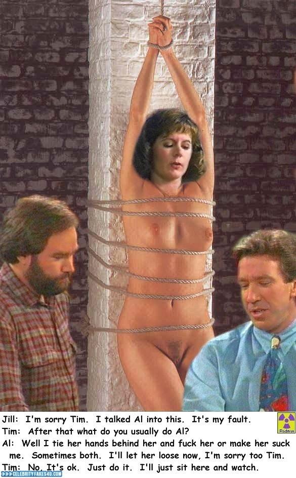 Richardson nude patricia Fake the