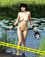 Pauley Perrette Ncis Nude Body 001