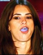 Penelope Cruz Swallowing Cumslut 001