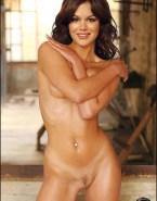 Rachel Bilson Boobs Squeezed Pantieless Porn 001