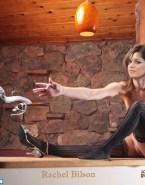 Rachel Bilson Undressing Pussy Nude 001