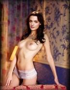 Rachel Weisz Lingerie Panties Naked 001