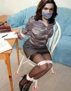 Rachel Weisz Stockings Bondage Naked 001