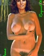 Raquel Welch Hairy Pussy Slender Body Nudes 001