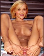 Reese Witherspoon Juicy Spread Pussy Naked 001