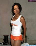 Rihanna Hot Outfit Horny Porn Fake 001