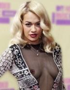 Rita Ora Nipples See Thru Nsfw Fake 001