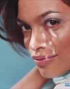 Rosario Dawson Horny Facial Naked 001