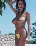 Salma Hayek Beach Bikini 001
