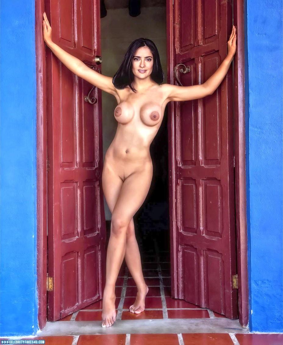 Salma Hayek Ass Porn Pics