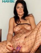 Salma Hayek Spread Pussy Sex Toy Naked 001