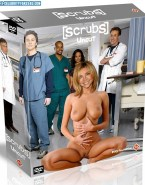 Sarah Chalke Movie Cover Big Breasts 001